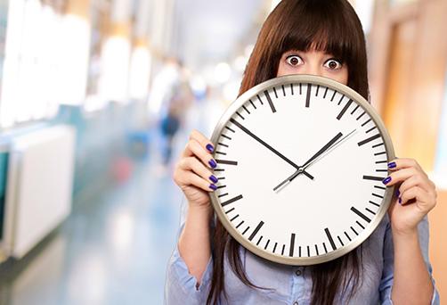 Gestão do tempo e do stress